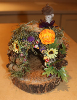 Craft A Fairy House