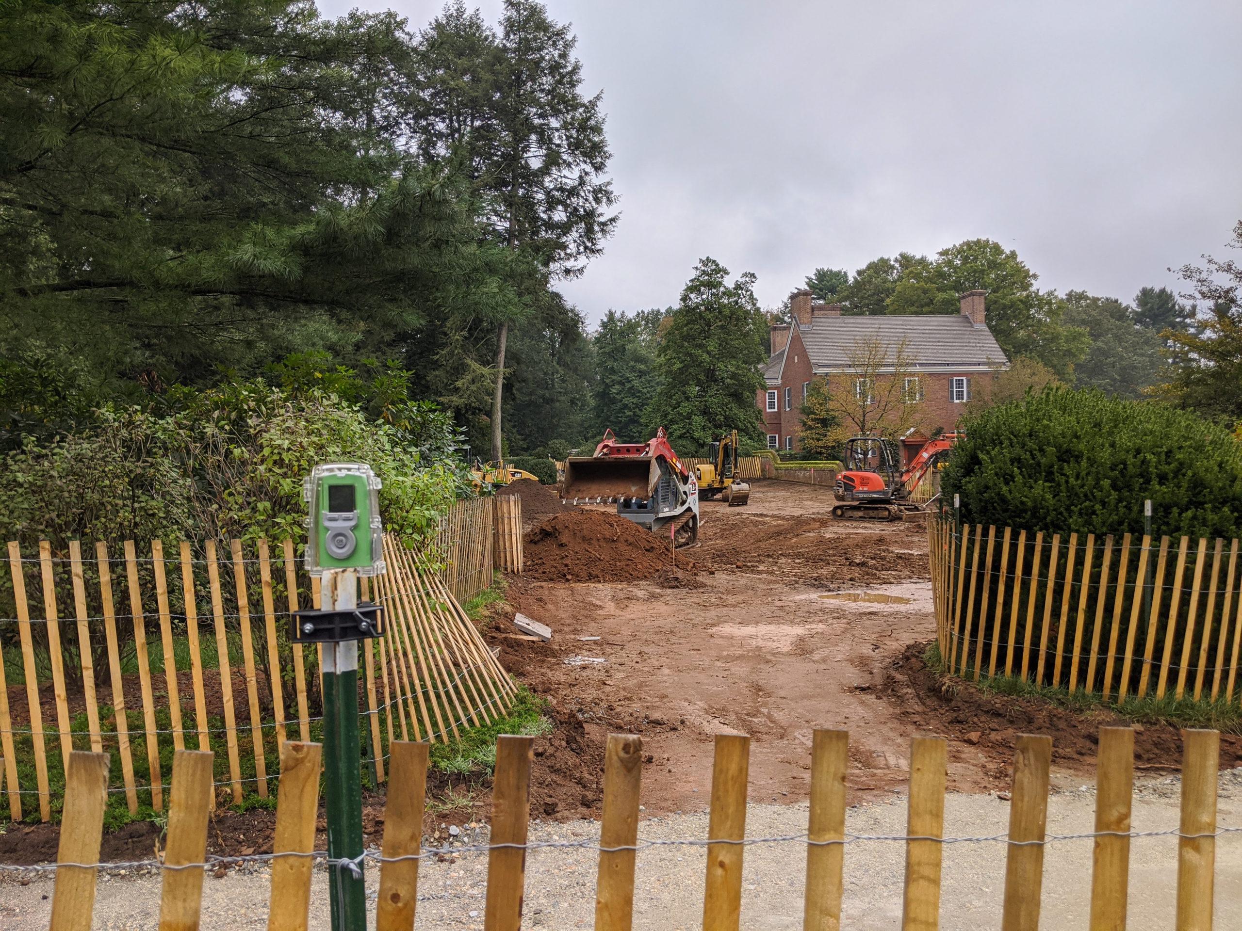 Sweet gum construction