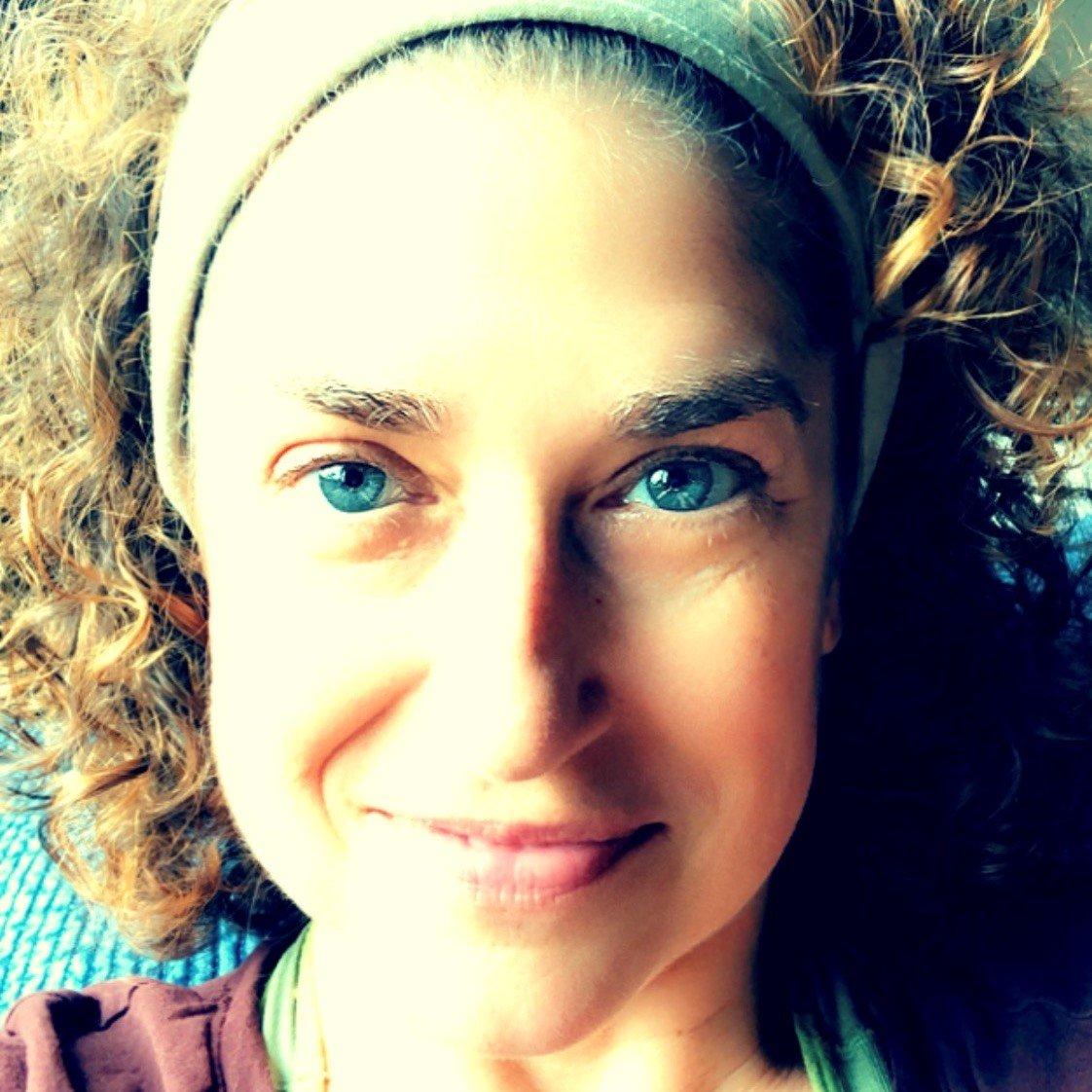 Photo of Walking to Awaken Instructor and Creator Julia Byrem.